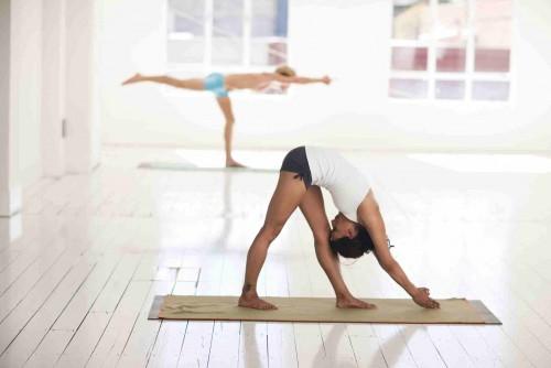 Yoga mit Tanja