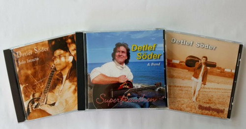 Singer-Songwriter Detlef Söder Live